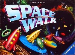 Space Walkin kansi