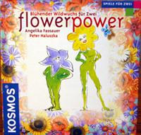 Flowerpowerin kansikuva