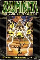 Illuminatin kansi