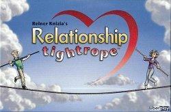 Relationship Tightropen kansi