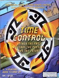 Time Controlin kansi