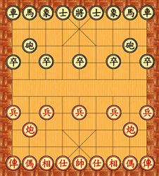 Xiangqin alkuasetelma