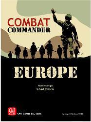 Combat Commander: Europen kansi