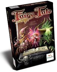 Fairy Talen kansi