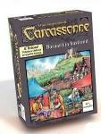 Carcassonne: Basaarit ja bastionit -lisäosan kansi