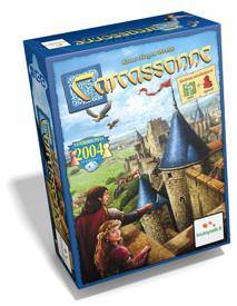 Carcassonnen kansi