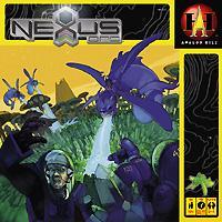 Nexus Opsin kansi