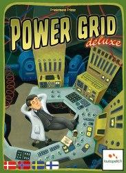 Power Grid Deluxen kansi