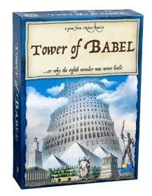 Tower of Babelin kansi