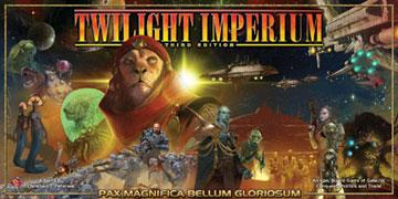Twilight Imperiumin kansi