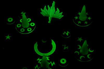 Tältä näyttää Velhojen yö pimeässä. Kuva: Michael Hezard