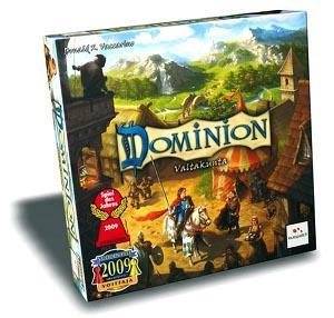 Dominionin kansi