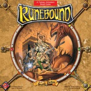 Runeboundin kansi