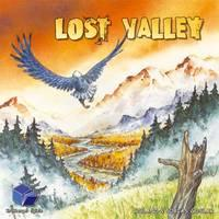 Lost Valleyn kansi