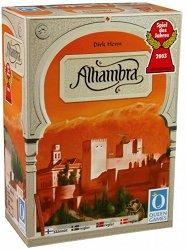 Alhambran kansi