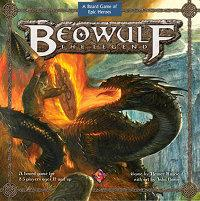 Beowulf the Legendin kansi