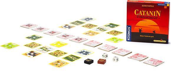 Catanin uudisasukkaat -korttipeli