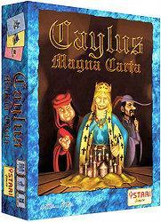 Caylus Magna Cartan kansi
