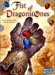 Fist of Dragonstonesin kansi