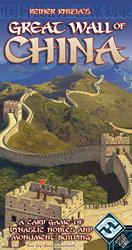 Great Wall of Chinan kansi