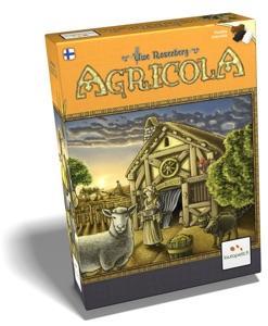 Agricolan kansi
