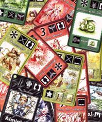 Fairy Talen kortteja. Kuva: Rob Hamilton
