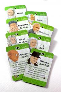Pelin johtajakortteja