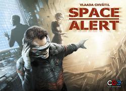 Space Alertin kansi