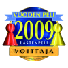 Vuoden lastenpeli 2009 voittaja