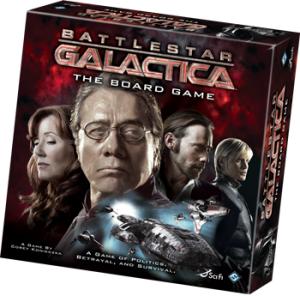 Battlestar Galactican kansi