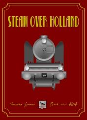 Steam over Hollandin kansi