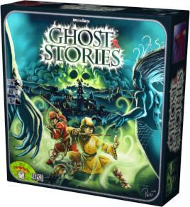 Ghost Storiesin kansi