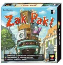 Zak Pak! -kansi