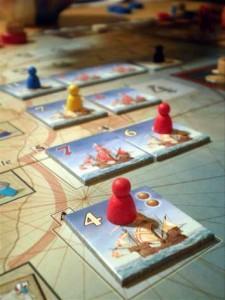 Vasco da Gama -pelin laivoja