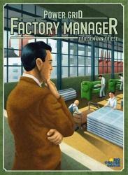 Factory Managerin kansikuva