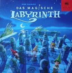 Das magische Labyrinth -pelin kansi