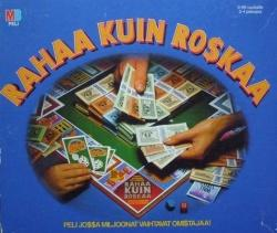 Rahaa kuin roskaa (kuva: Ari Heino / BGG)
