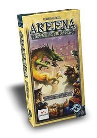 Areena - Titaanien taisto -kansikuva