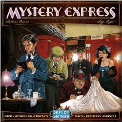 Mystery Express -pelin kansi