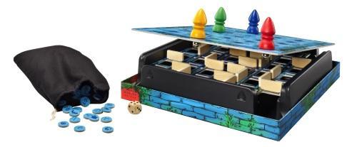 Maaginen labyrintti -pelin sisältö