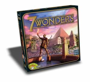 7 Wonders -pelin kansi