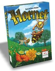 Hornet -pelin kansikuva