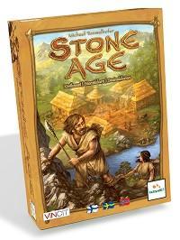 Stone Age - Kivikausi -kansikuva