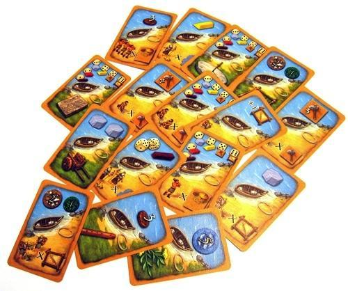 Stone Age - Kivikausi -kortteja
