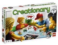 Creationary-pelin kansi