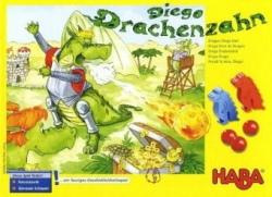Diego Drachenzahnin kansi