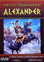 Field Commander: Alexanderin kansi