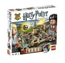 Harry Potter Hogwarts -pelin kansi