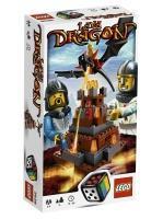 Lava Dragon -pelin kansi