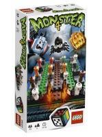 Monster 4 -pelin kansi